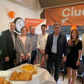 Ciudadanos presenta en Laviana su nueva agrupación