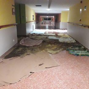 Ciudadanos denuncia la lamentable situación que presenta el Centro Residencial de Cabueñes
