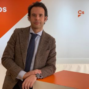 Nacho Cuesta toma posesión de su cargo en la nueva Ejecutiva de Ciudadanos