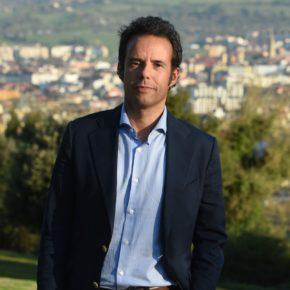 """Nacho Cuesta (Cs): """"Miles de autónomos en Asturias han pagado hoy su cuota a la Seguridad Social. Sin ingresos no pueden seguir afrontando más pagos"""""""