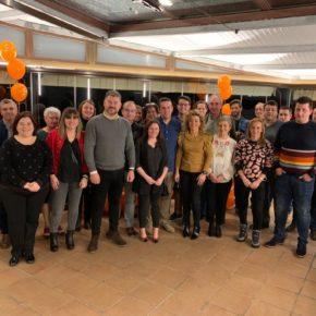 La agrupación de Colunga celebra su primer aniversario con la mirada puesta en la alcaldía