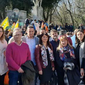 Ciudadanos Asturias muestra su apoyo a los agricultores y ganaderos asturianos