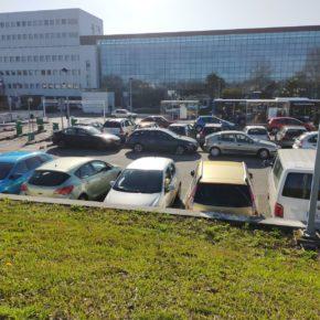 Cs Avilés pedirá al pleno y a la Junta soluciones a la falta de aparcamiento en el Hospital de San Agustín
