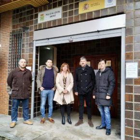 La Junta aprueba la iniciativa de Cs para que la Comisaría de Lugones vuelva a abrir por las tardes