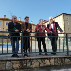 Los vecinos del Nodo trasladan a Ciudadanos Aviléslas grandes problemáticas del barrio