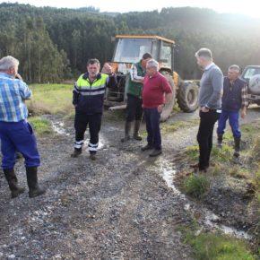 Ciudadanos Colunga denuncia el total abandono de los caminos de la concentración parcelaria de Luces