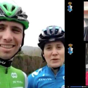 Cs Ribadesella lanza vídeos para los jóvenes riosellanos con mensajes de aliento de deportistas de élite