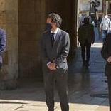 Ciudadanos Asturias se suma a los actos institucionales y minutos de silencio celebrados en el primer día de luto por las víctimas del coronavirus