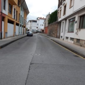 Ciudadanos pide la instalación de un paso de peatones en el centro de Colunga
