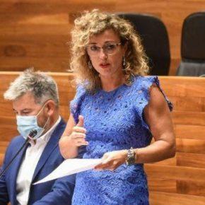 La diputada Susana Fernández asume la portavocía del Grupo Parlamentario Cs Asturias