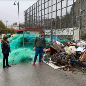 Ciudadanos Colunga denuncia el abandono y la falta de limpieza en el puerto de Lastres