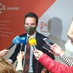 """Cuesta (Cs): """"Nuestro proyecto en Asturias está unido, coordinado y tiene mucho que ofrecer a los ciudadanos"""""""