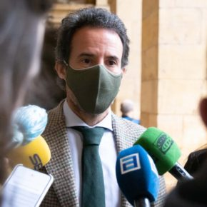 """Cuesta (Cs): """"Sánchez está pasando la patata caliente y la competencia de aplicar restricciones a las CCAA"""""""