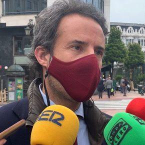 """Cuesta (Cs): """"Barbón debería posicionarse radicalmente en contra de los indultos a los presos del procés"""""""